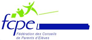 FCPE L'isle jourdain logo