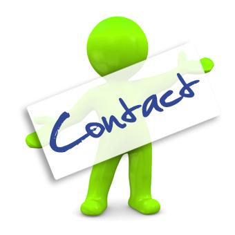 Contact des Admins & Modos