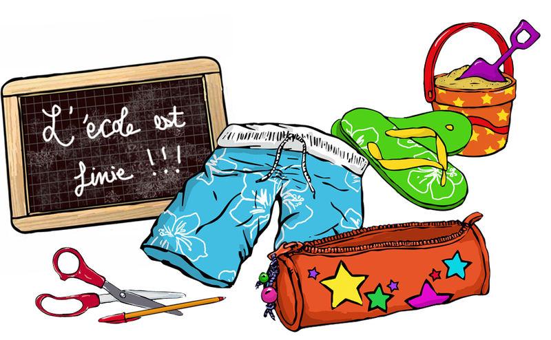"""Résultat de recherche d'images pour """"bonnes vacances scolaires"""""""